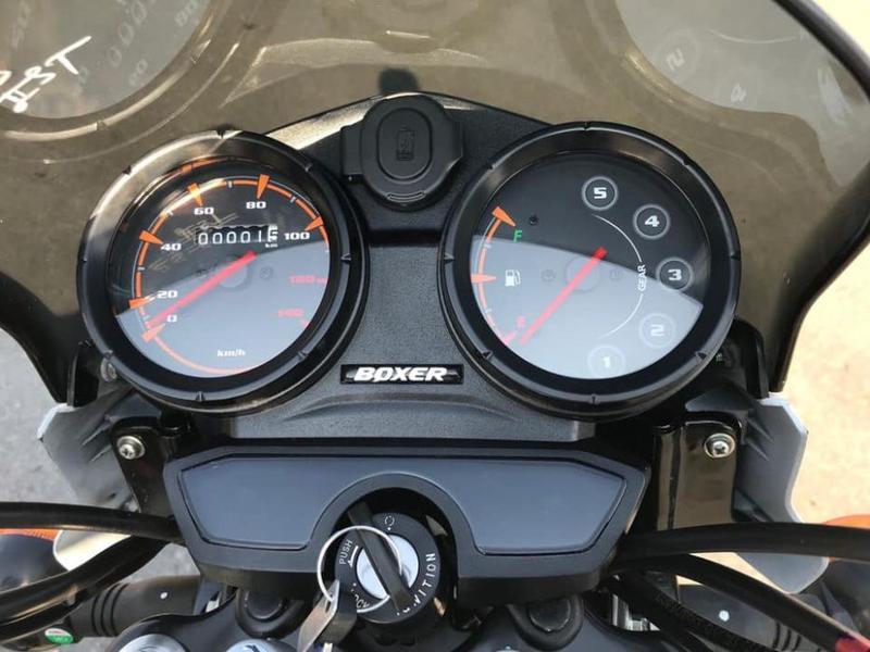 Мотоцикл Bajaj Boxer 150 Cross   Індійський від офіційного дилера - Фото 5