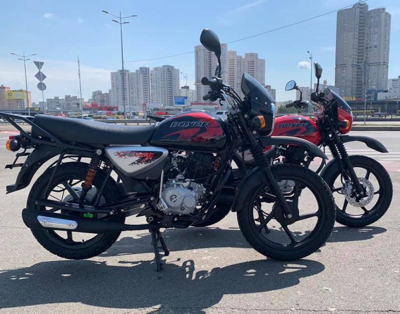 Мотоцикл Bajaj Boxer 150 Cross   Індійський від офіційного дилера - Фото 6