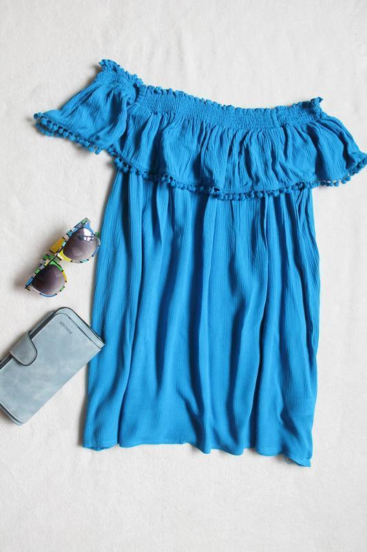 Блузочка жатка от dorothy perkins, размер xl