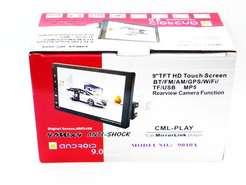 """1din Магнитола Pioneer 9010A - 9"""" Съемный экран GPS + WiFi + USB - Фото 3"""