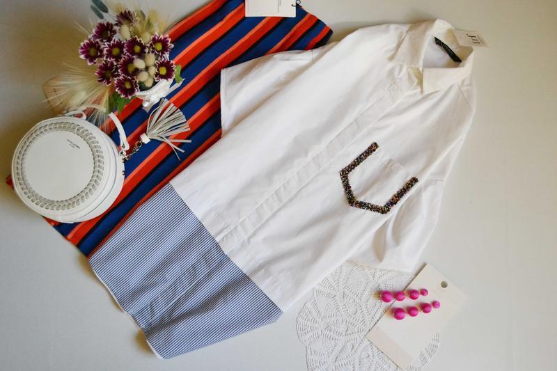 Zara плаття сорочка актуального крою