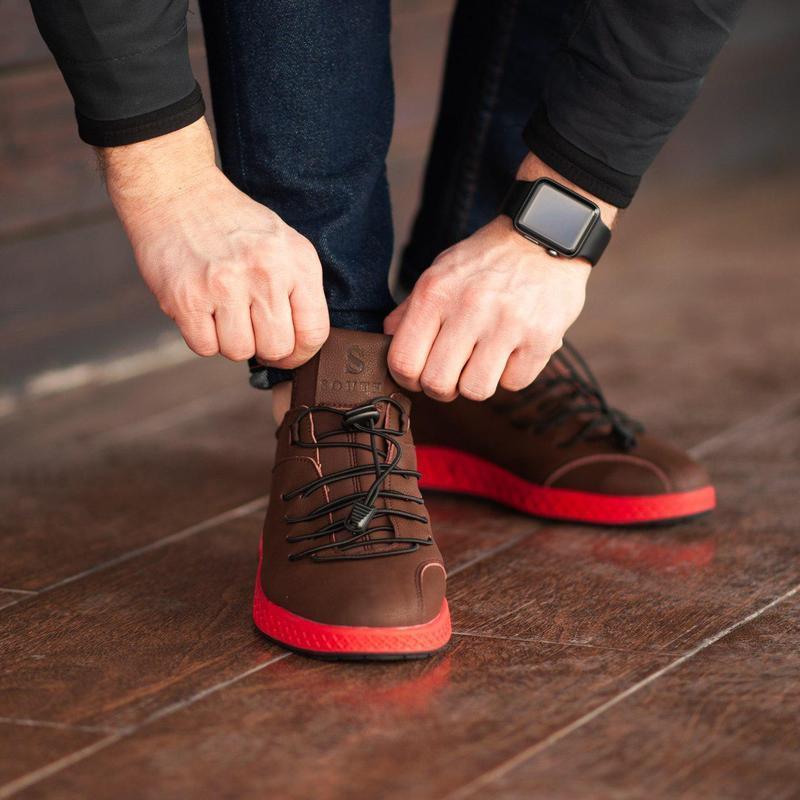 Шикарные кроссовки ???? south aron brown ????