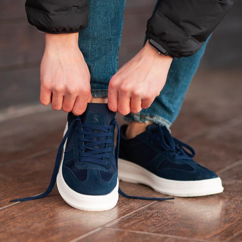 Трендовые кроссовки ???? south draco blue ????