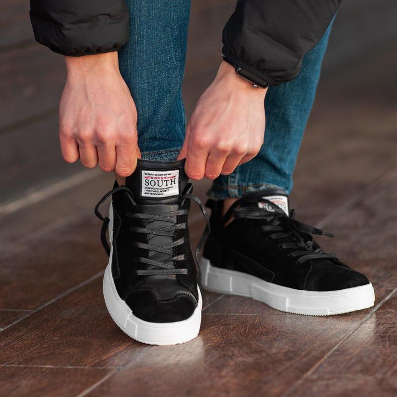 Супер кроссовки ???? south extreme black ????