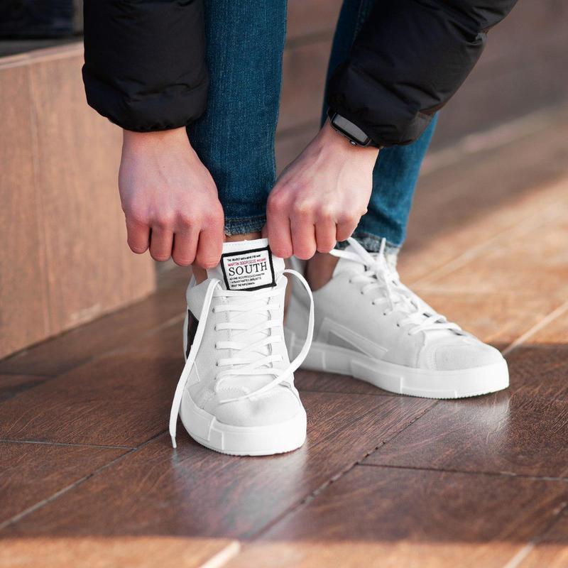 Шикарные кроссовки ???? south extreme white ????