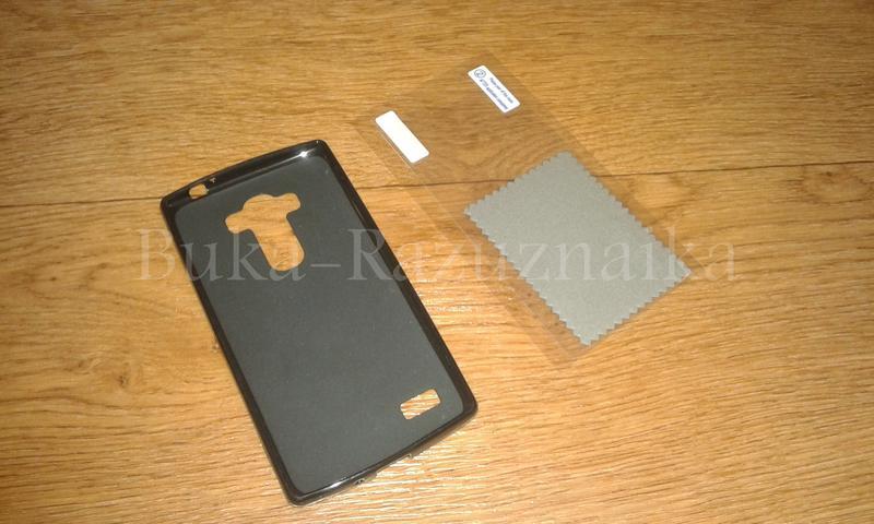 Оригинальный Чехол MELKCO и защитная пленка для LG G4S  50 грн - Фото 7