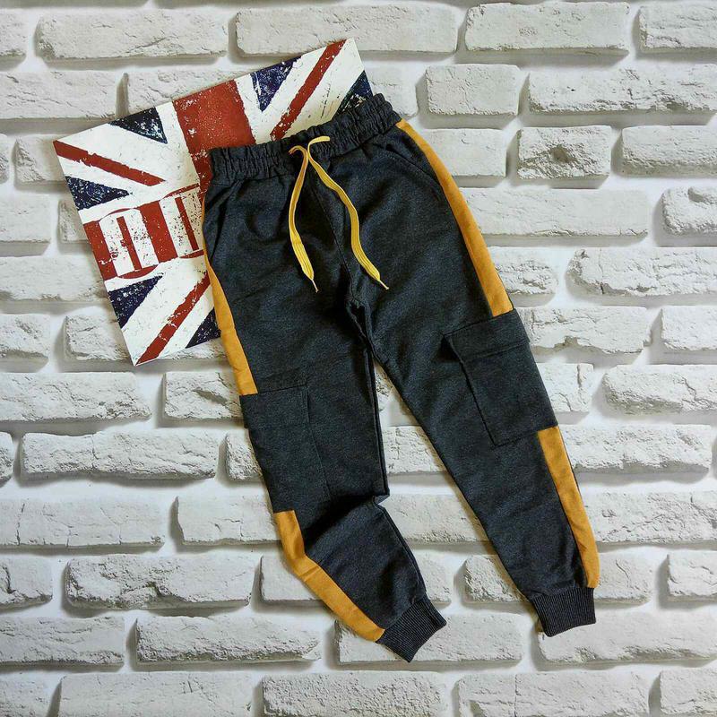 Спортивные штаны для мальчиков 7-14 лет. турция