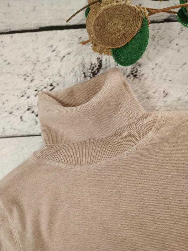 Гольф базовый джемпер под горло Monte Cervino - Фото 2