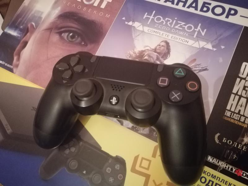 Sony playstation 4 slim 1tb +аккаунт - Фото 11