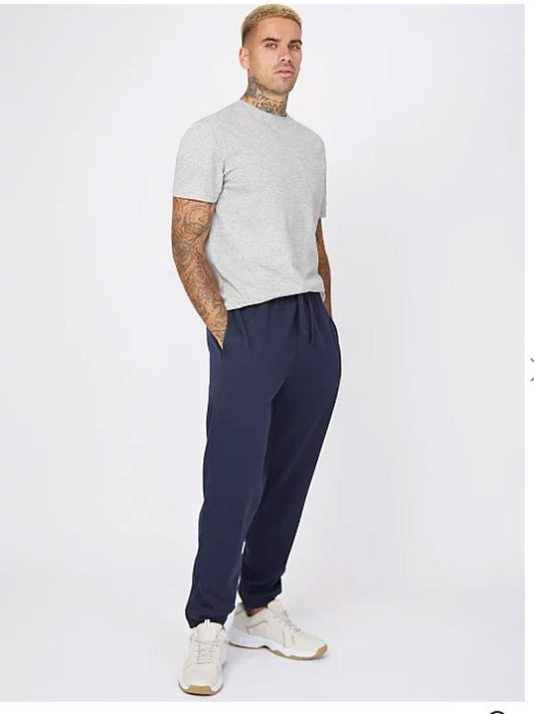 Мужские спортивные штаны размер l (поб 64см)