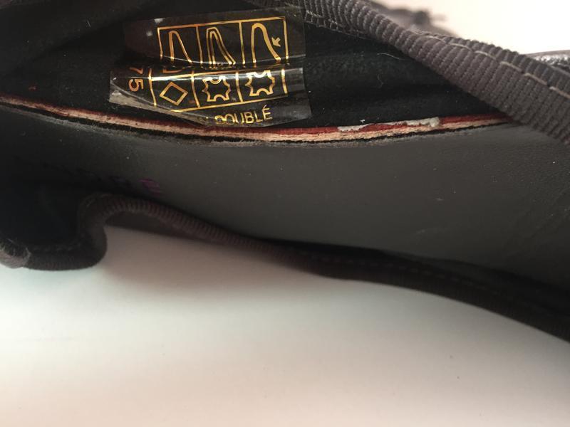 Дитячі туфлі andre original 35 розмір - Фото 7