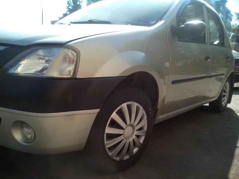 Dacia Logan 1.4л 2006г - Фото 7