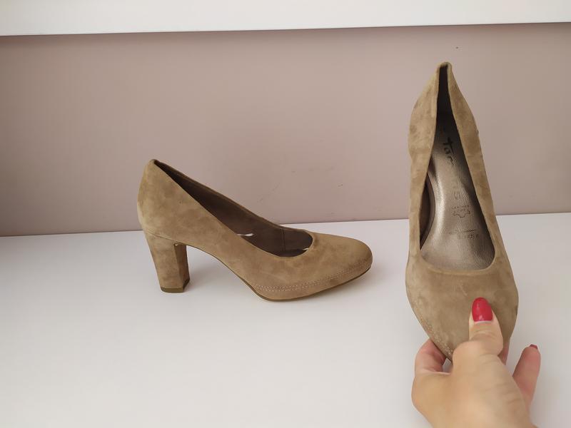Жіночі туфлі tamaris 36 розмір - Фото 2