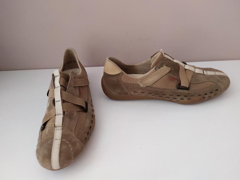 Жіночі туфлі rieker 41 розмір - Фото 3