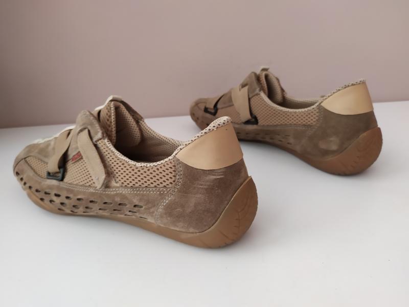 Жіночі туфлі rieker 41 розмір - Фото 4