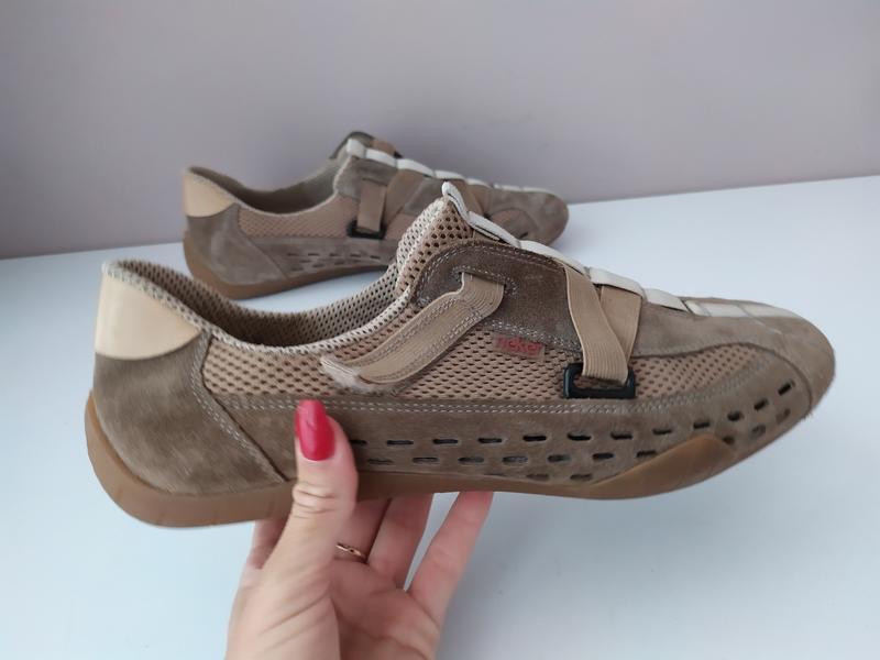 Жіночі туфлі rieker 41 розмір - Фото 8
