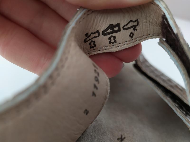 Жіночі босоніжки semler original 35 розмір - Фото 3