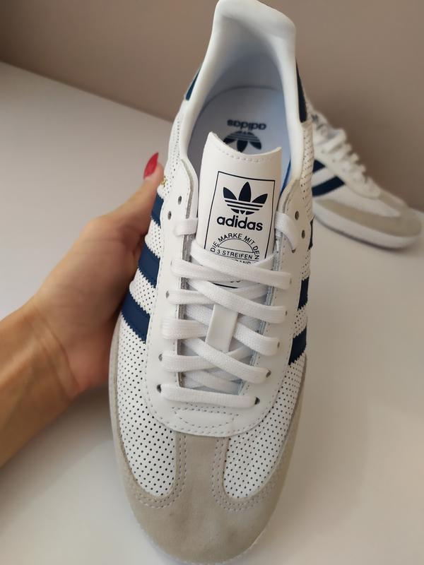 Жіночі кросівки adidas samba original 37,5 розмір - Фото 3