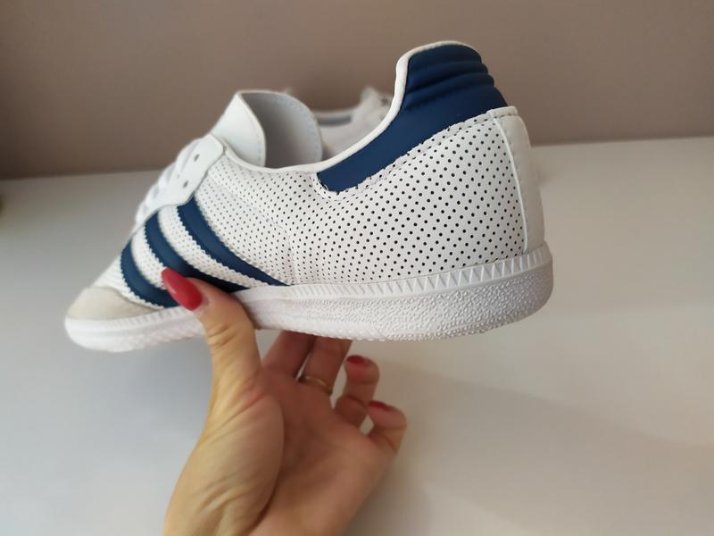 Жіночі кросівки adidas samba original 37,5 розмір - Фото 10