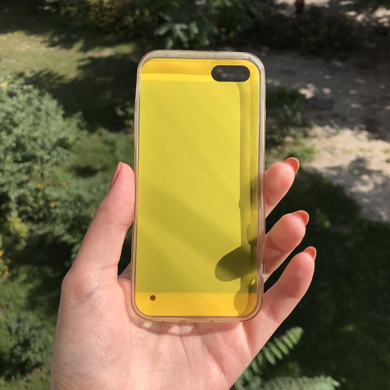 Чехол на айфон iPhone 5/5S/SE - Фото 3