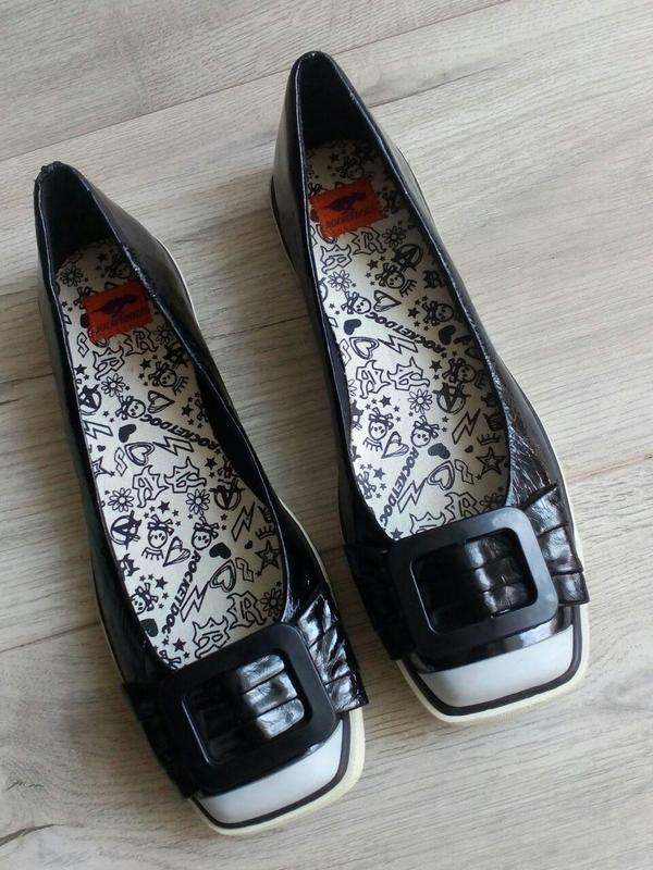 Туфли балетки - Фото 3
