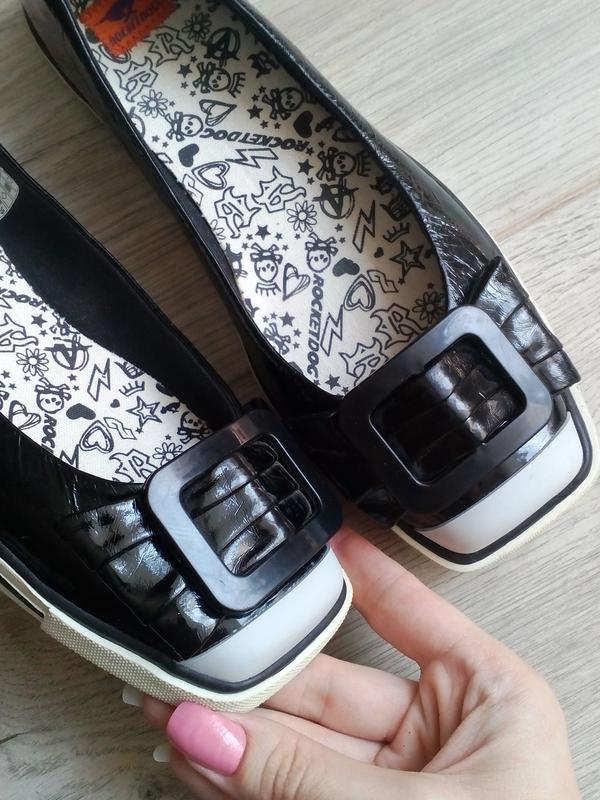 Туфли балетки - Фото 4
