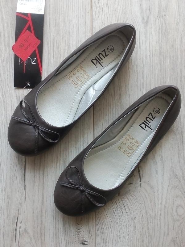 Балетки туфли