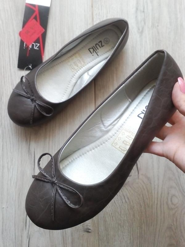 Балетки туфли - Фото 2