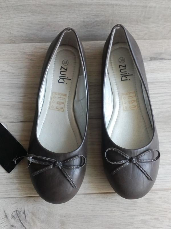 Балетки туфли - Фото 3
