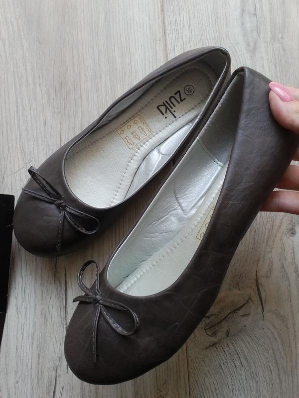 Балетки туфли - Фото 4