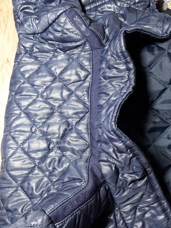 Стеганая  куртка для мальчика 2-3 лет geox - Фото 10