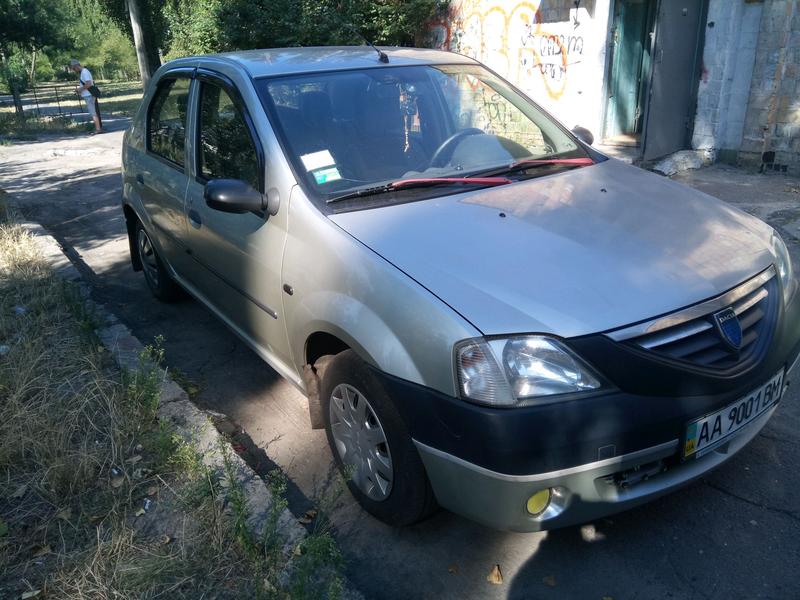 Dacia Logan 1.4л 2006г - Фото 8