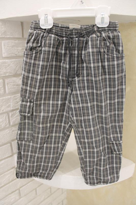 Спортивные штаны, джинсы 3-4 года