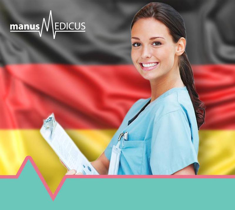 Работа и вакансии для медиков в Германии