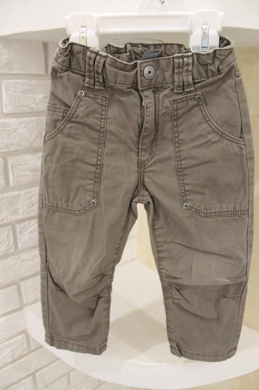 Брюки джинсы 92 см