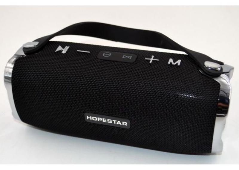 Оригинальная портативная Bluetooth колонка Hopestar Н24 - Фото 5