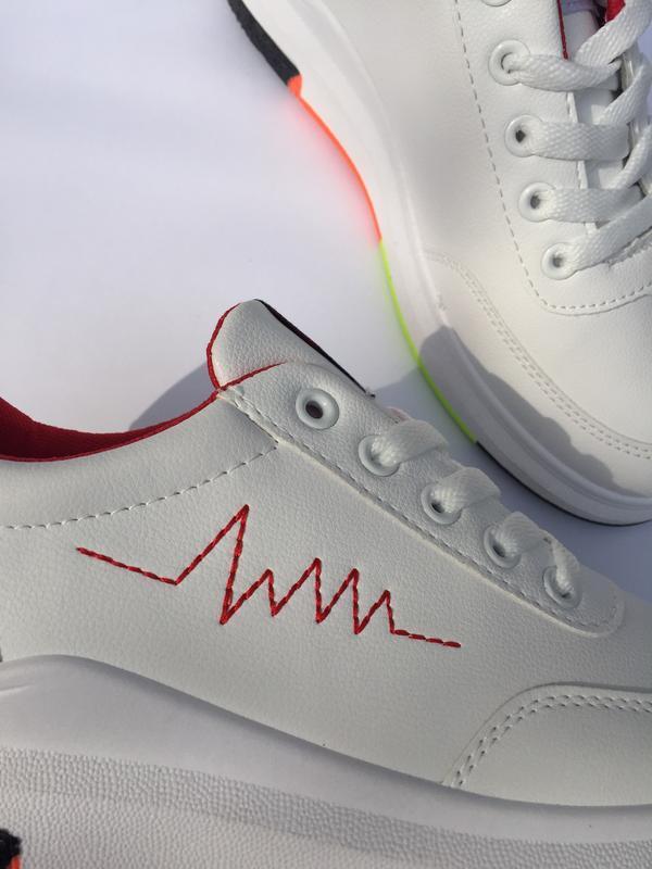 Кеди кросівки кроссовки - Фото 3