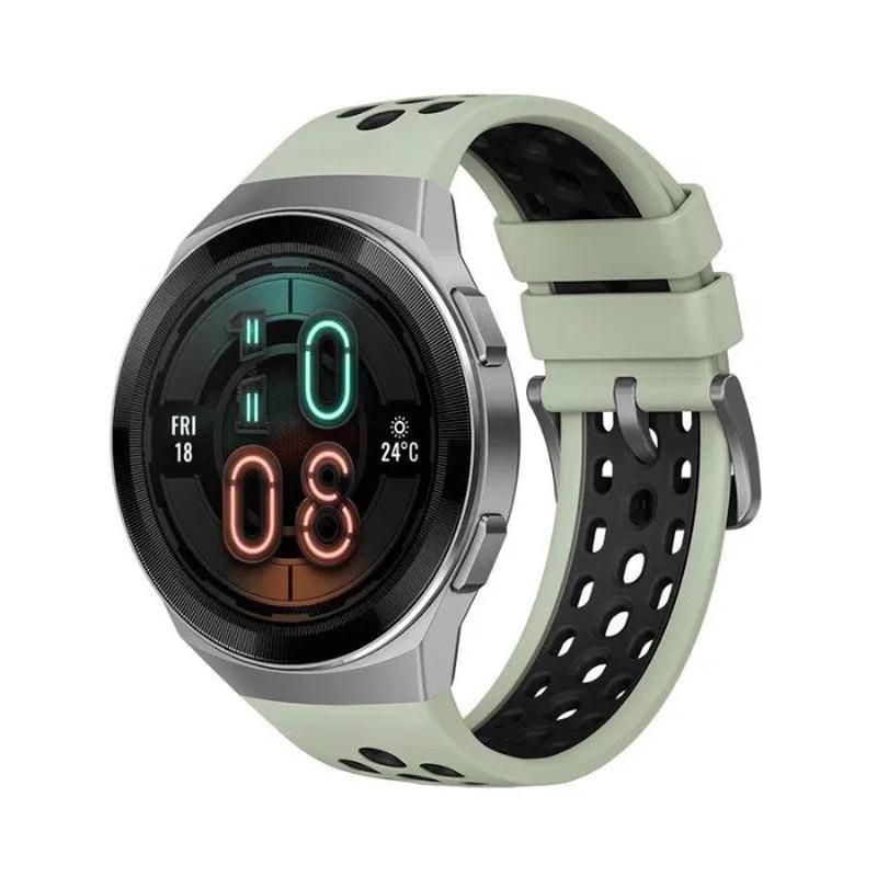 Продам смарт-часы Huawei Watch GT 2e (46 mm), цвет Black/Mint/Red - Фото 7