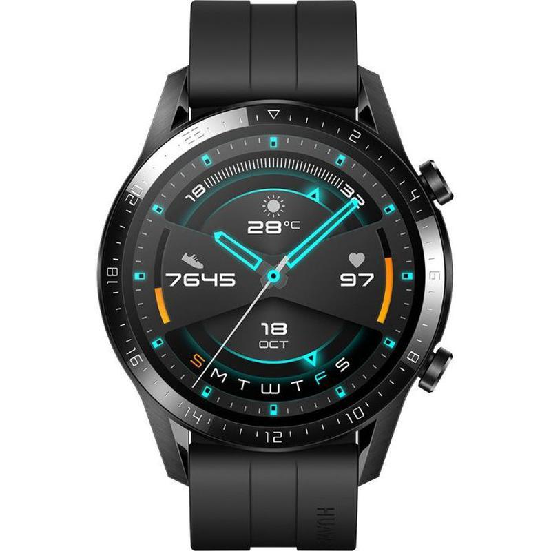 Продам смарт-часы Huawei Watch GT 2 Sport (46mm), оригинал - Фото 4