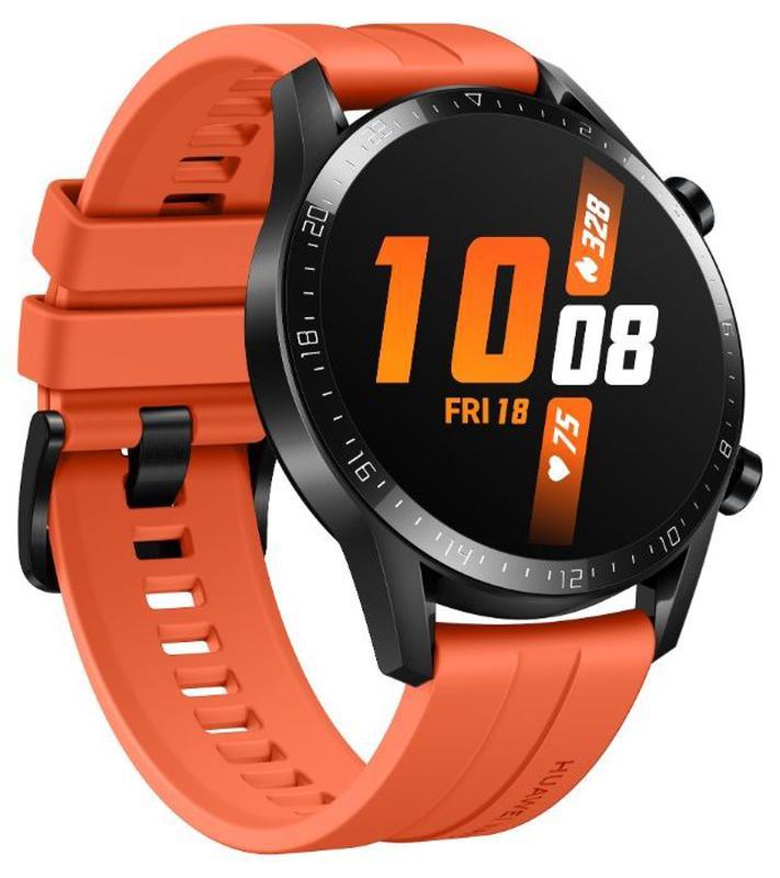 Продам смарт-часы Huawei Watch GT 2 Sport (46mm), оригинал - Фото 5
