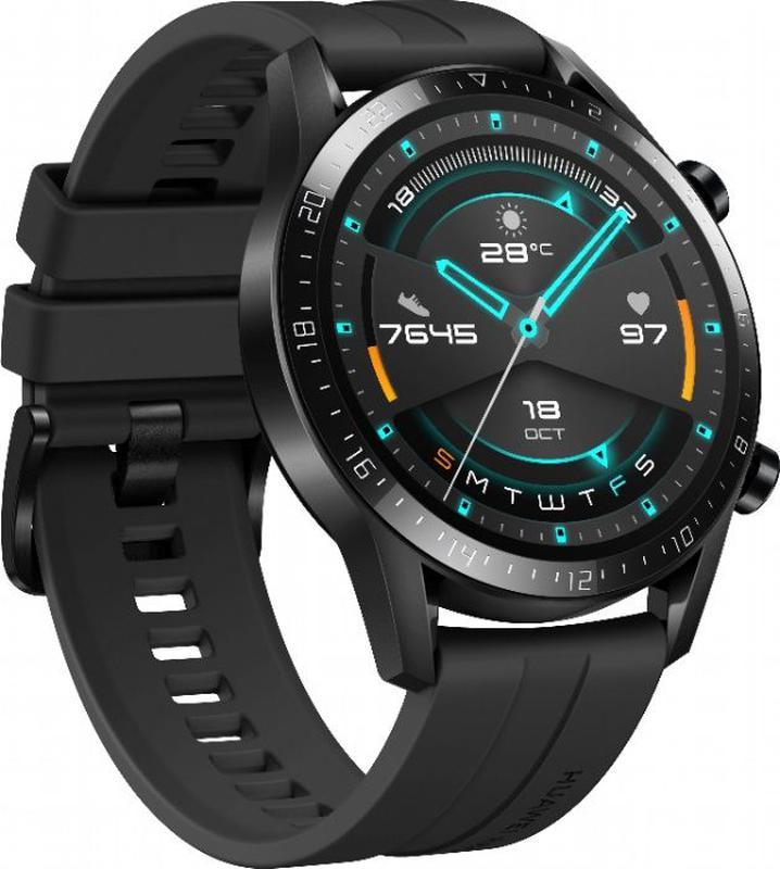 Продам смарт-часы Huawei Watch GT 2 Sport (46mm), оригинал - Фото 6