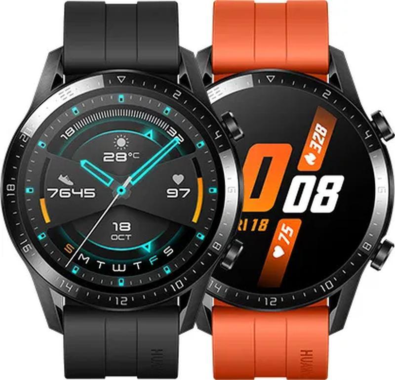 Продам смарт-часы Huawei Watch GT 2 Sport (46mm), оригинал - Фото 7
