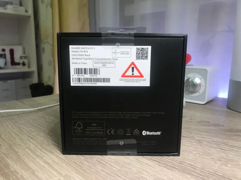 Продам смарт-часы Huawei Watch GT 2 Sport (46mm), оригинал - Фото 3