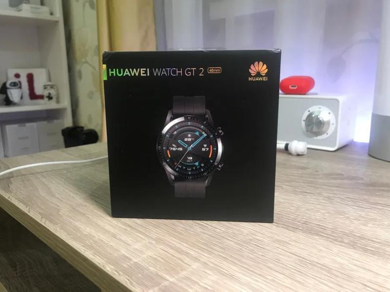 Продам смарт-часы Huawei Watch GT 2 Sport (46mm), оригинал