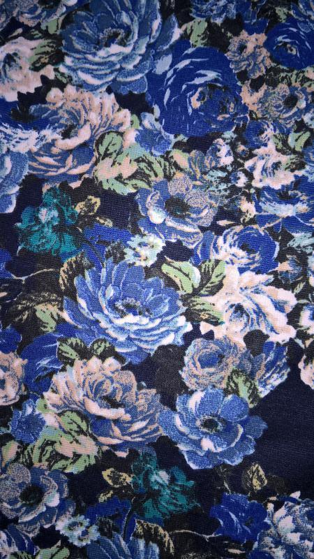 Дизайнерское платье прямого кроя с цветочным принтом от андре ... - Фото 5