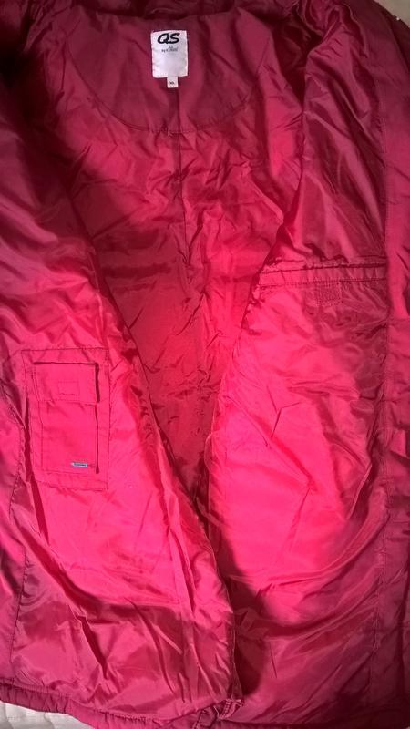 Удлиненная мужская куртка-пуховик oliver xl - Фото 2