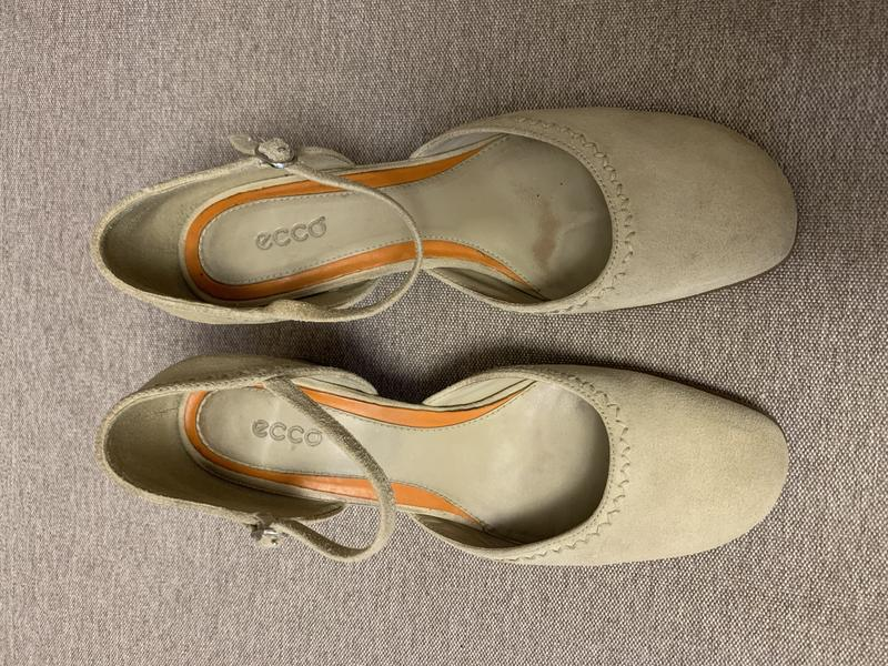 Туфли босоножки ecco
