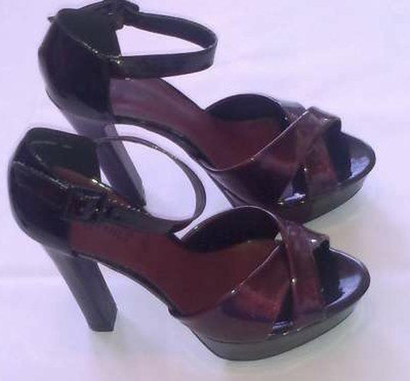 Босоножки на высоком каблуке new look - Фото 5