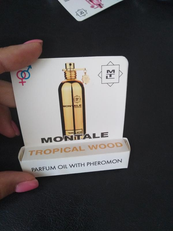 Montale tropical wood 5мл