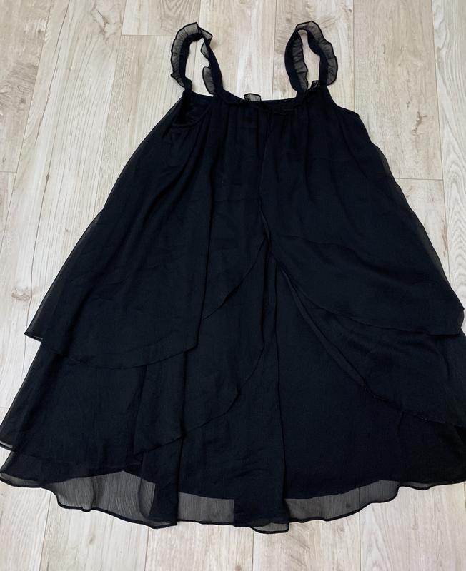 Красивенное объёмное пышное платье рюшами twist tango dress ра... - Фото 2